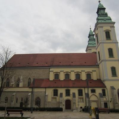 ブダペストのペスト地区 午後散策 Bコー...の写真
