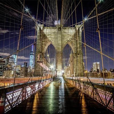 ニューヨークの3大夜景ツアー トップ・オ...の写真