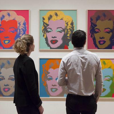 ニューヨーク近代美術館 (MOMA) 鑑...の写真