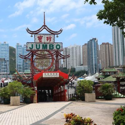 半日香港島ツアー (英語ガイド)の写真