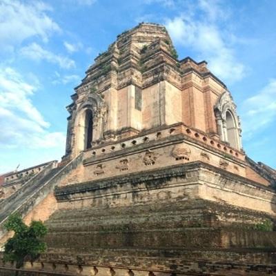 [チェンマイ発]チェンマイ市内の有名寺院...の写真