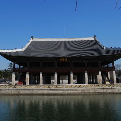 ソウル市内午前ツアー 古宮+北村韓屋マウ...の写真