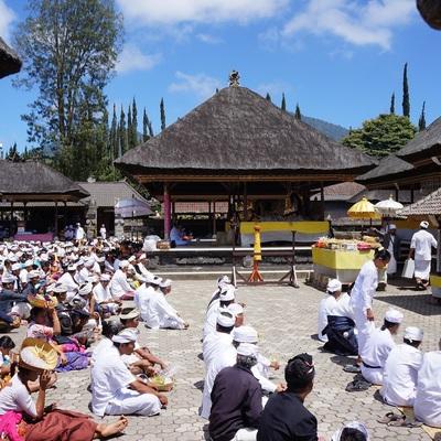 世界遺産を周遊!タマンアユン寺院・ジャテ...の写真