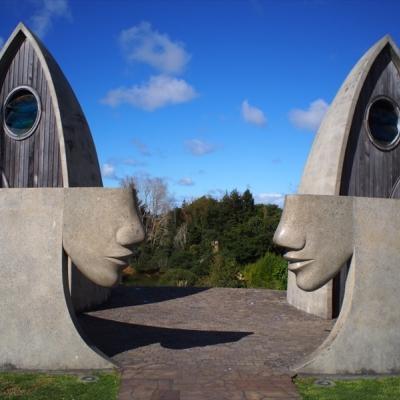 北オークランド - マタカナ観光の写真