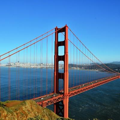 サンフランシスコ市内半日観光 + アルカ...の写真