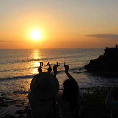バリ島3大観光地巡りの写真