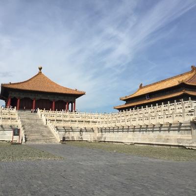 北京市内大満喫ツアーの写真