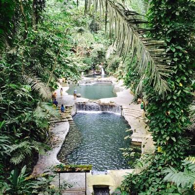 ヒデンバレー温泉ツアーの写真