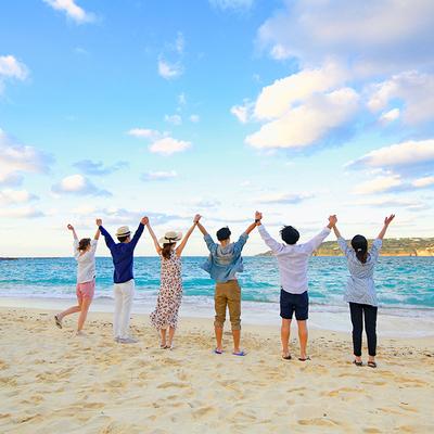 せっかくの沖縄旅行! 大切な一枚はプロに...の写真
