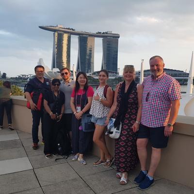 シンガポールウォーキングツアー:マジカル...の写真