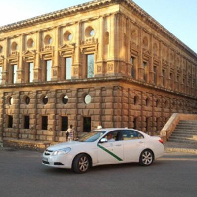 アルハンブラ宮殿入場チケット&タクシーで...の写真