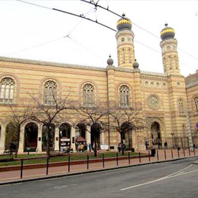 ブダペストのペスト地区散策 Bコースの写真