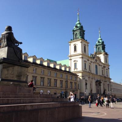 ワルシャワ市内 午前ウォーキングツアーの写真