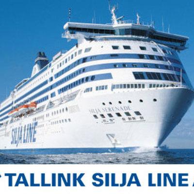 バルト海クルーズ タリンク・シリヤライン...の写真