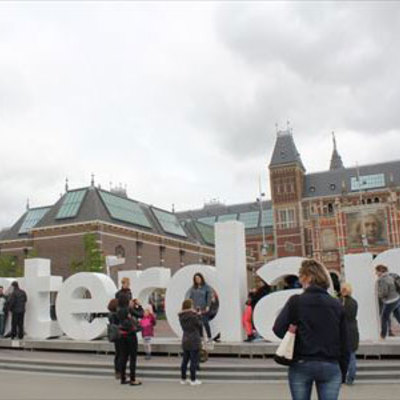 欲張りアムステルダム♪ 午前アムステルダ...の写真