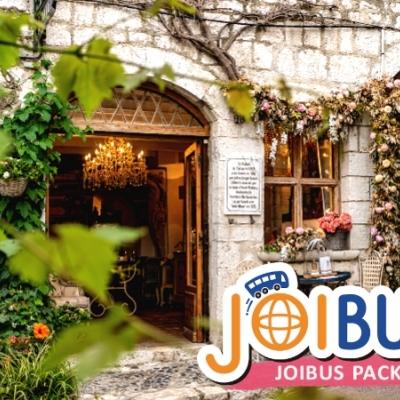 【JOIBUS PACK】ニースからバル...の写真