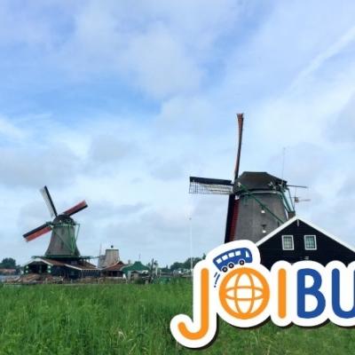 【JOIBUS】ブリュッセル発アムステル...の写真