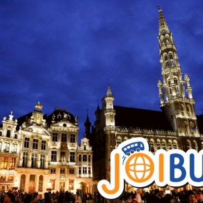 【JOIBUS】アムステルダム発ブリュッ...の写真