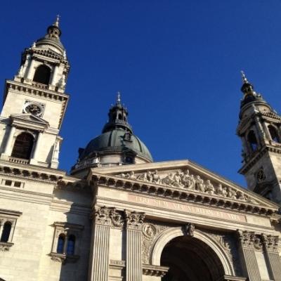 ブダペストのペスト地区散策 Aコースの写真