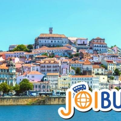 【JOIBUS】リスボン発ポルト着(7月...の写真