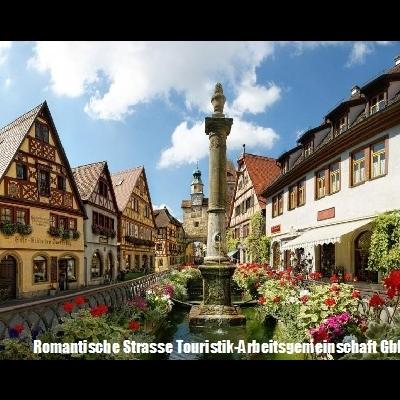ローテンブルクとハールブルク1日観光の写真