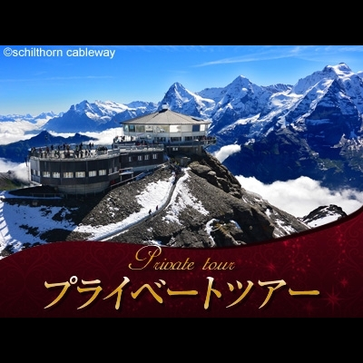 【プライベートツアー】日本語ガイドと列車...の写真