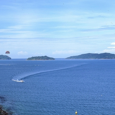 アイランドホッピング サピ島・マムティッ...の写真