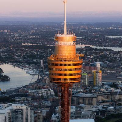 シドニー・タワー・アイ展望台&4Dシネマ...の写真