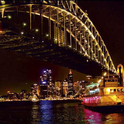 シドニーハーバー ナイトディナーショー ...の写真