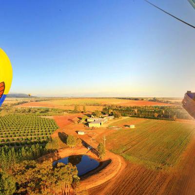 ケアンズ アサートン高原 熱気球(30分...の写真