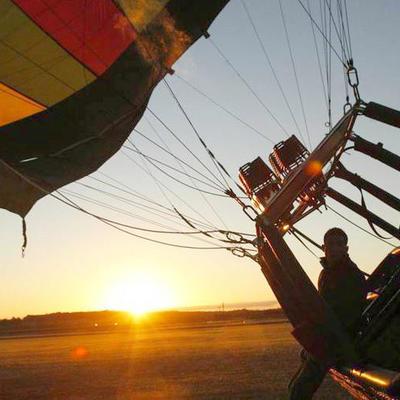ハンターバレー 熱気球ツアー(現地集合 ...の写真