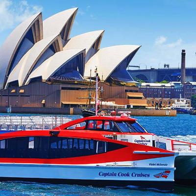 シドニー人気4施設入場券 & 2日間フェ...の写真