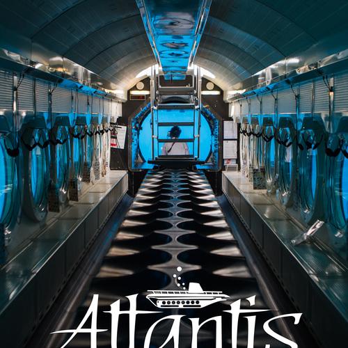 潜水艦に乗って海中探索 アトランティスサ...の写真