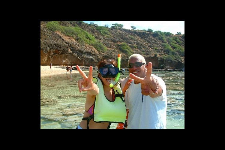 ハナウマ湾シュノーケリング [インストラ...の写真