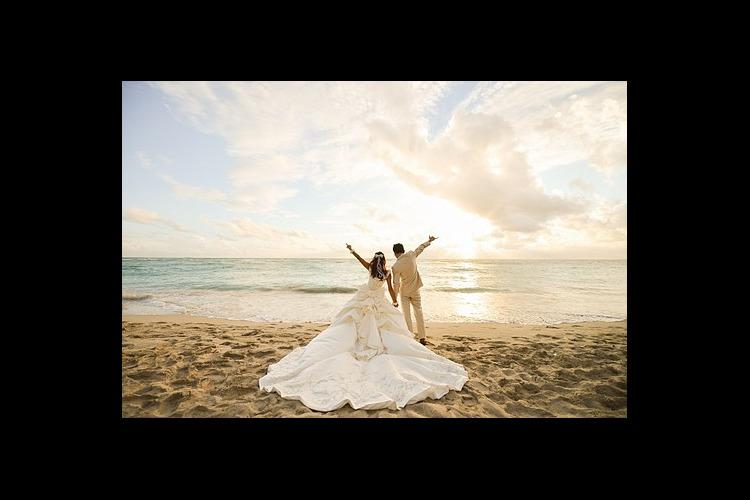お気に入りのドレスをハワイに持参! 持ち...の写真