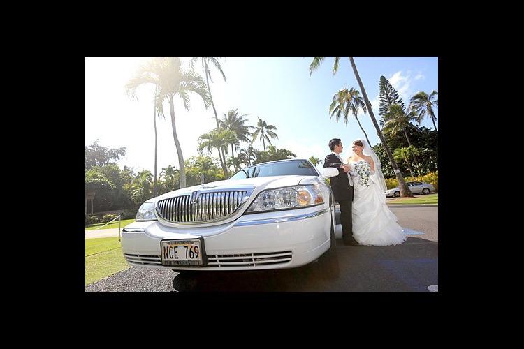 ハワイのフォトツアーへ クリスタルハワイ...の写真