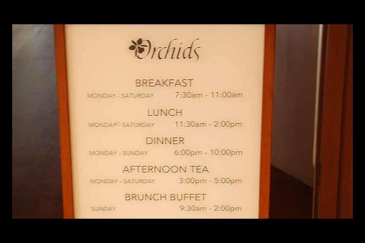 『オーキッズ』レストラン予約の写真