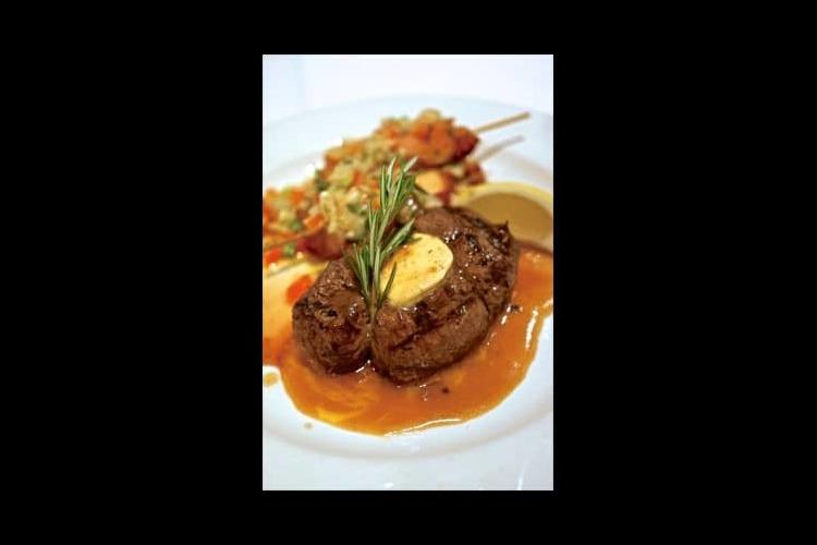 【マンハッタンステーキハウス】レストラン...の写真
