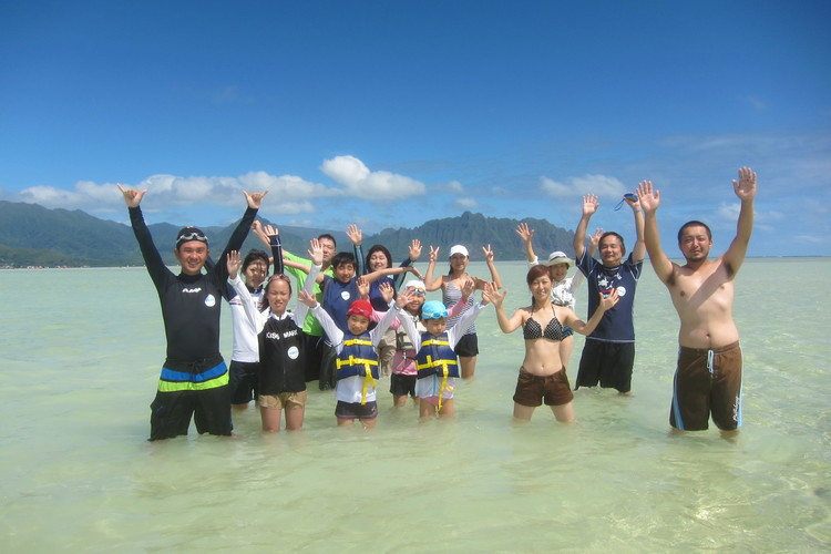 午前催行 KBOSオーシャンスポーツの写真