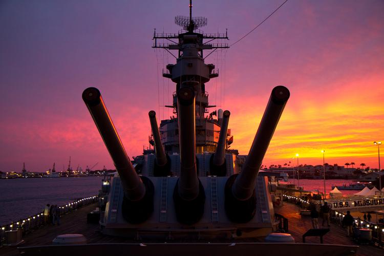 ボウフィン潜水艦やボウフィンミュージアム...の写真