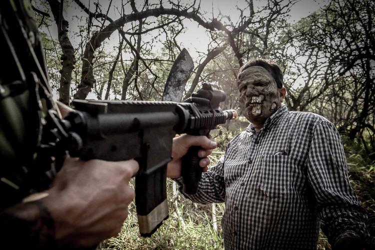 コーラルアドベンチャーパーク「ゾンビの世...の写真