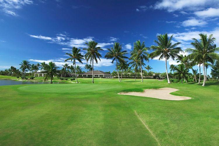 中級者向け 『ハワイプリンスゴルフクラブ...の写真