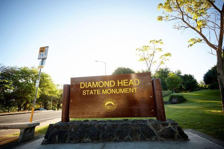 ダイヤモンドヘッド登頂 朝のパワーチャー...の写真