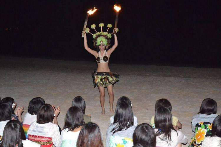 【団体向け】グアムの文化に触れよう!チャ...の写真
