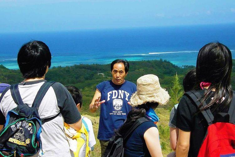 グアム太平洋戦争戦跡巡りツアー あの戦争...の写真