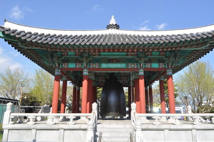 千年古刹「金井山 梵魚寺」 + 金剛公園...の写真