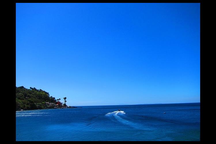 アニラオビーチツアーの写真