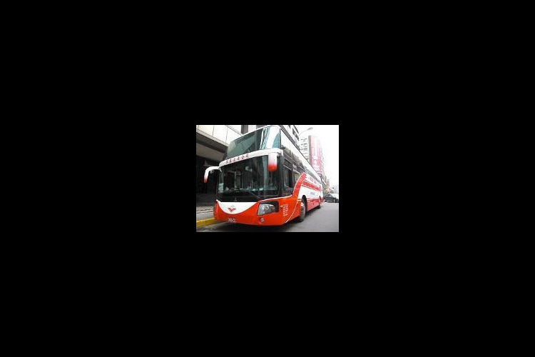 格安 混乗バス送迎 (桃園空港)の写真