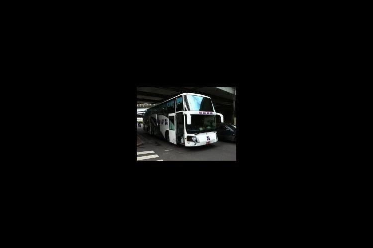 格安 混乗バス送迎 (松山空港)の写真