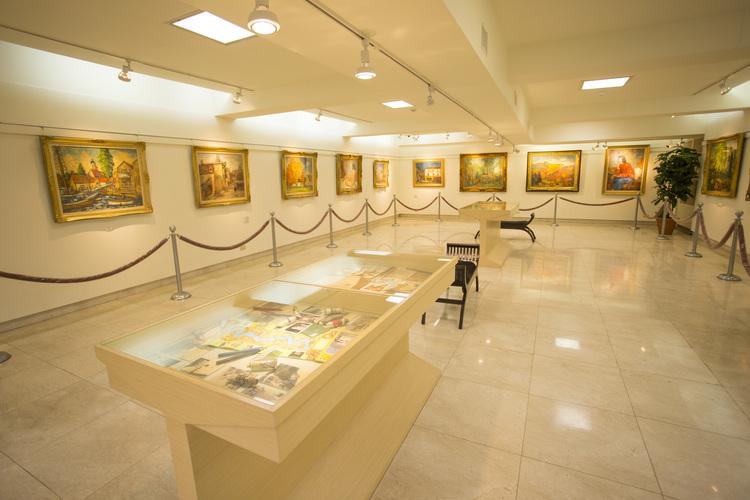 芸術の旅 (国立台湾博物館・土銀展示館・...の写真